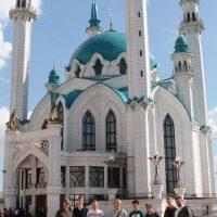 Kul-Scharif-Moschee in Kazan